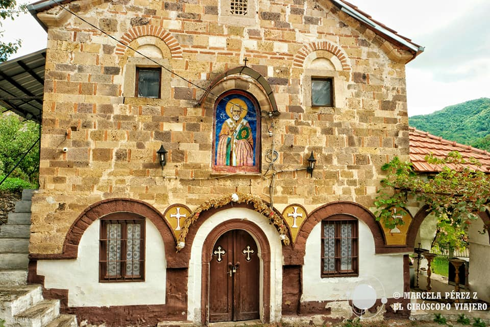 Iglesia ortodoxa de Crkva Sv. Georgij Kratovski
