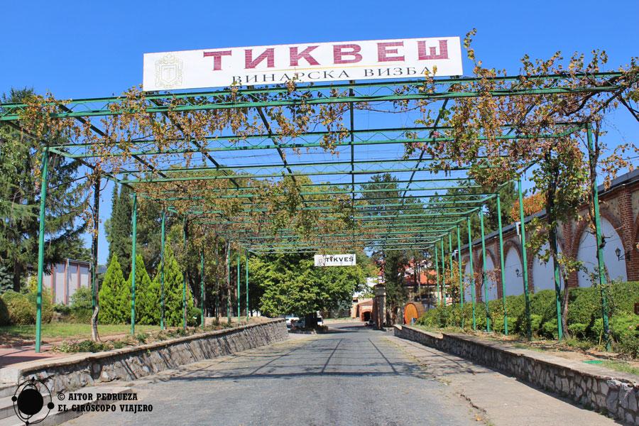 Bodega Tikves