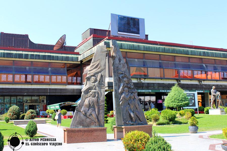 Centro cultural de Bitola y sede del festival de cine