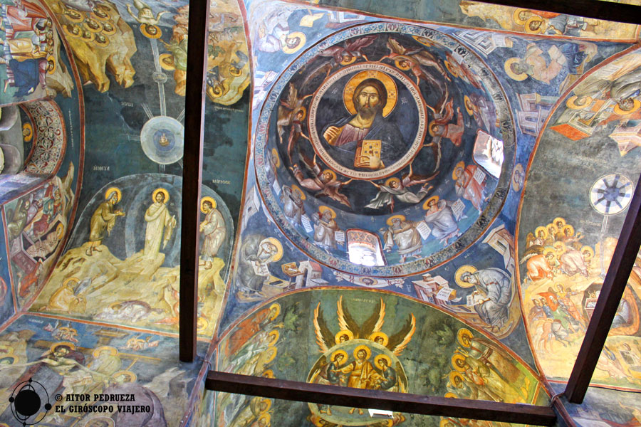 "Iglesia ortodoxa Madre de Dios ""Periylepta"