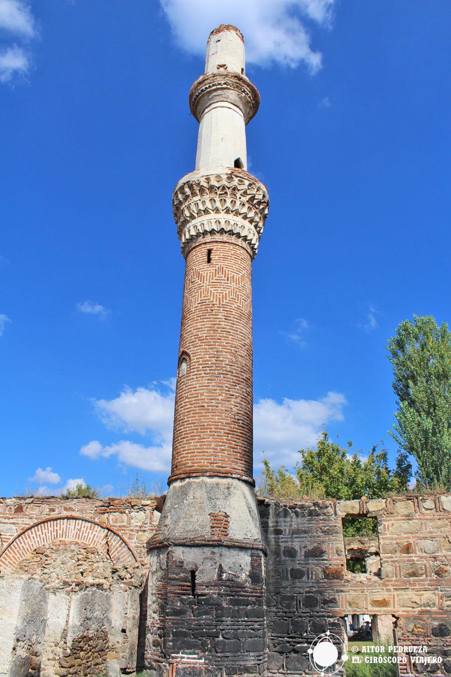 Mezquita del antiguo bazar en Prilep