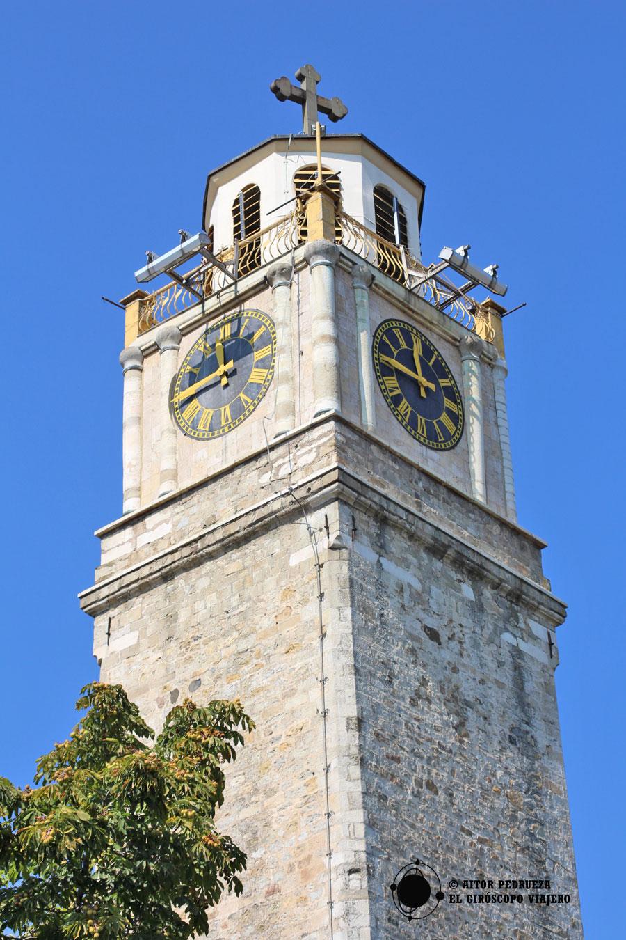 Torre del Reloj en Bitola