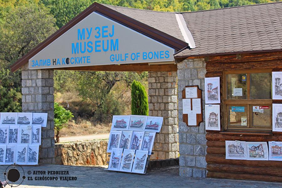 Museo de la Bahía de los Huesos en Ohrid